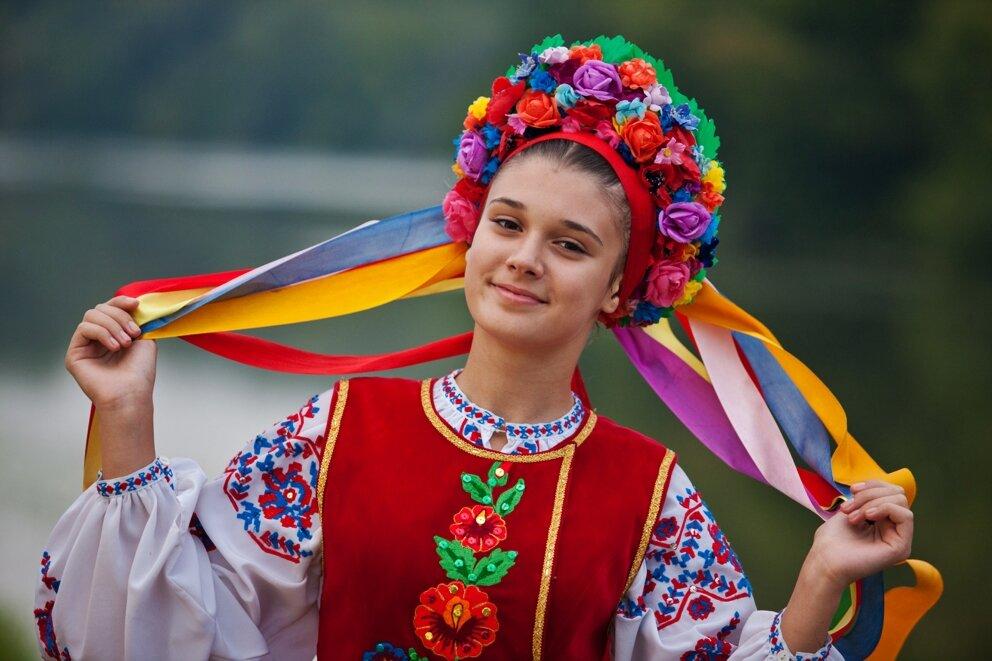 картинки украинец и украинка
