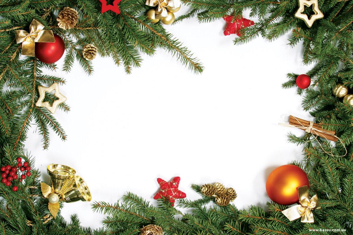 Фото на открытку нового года