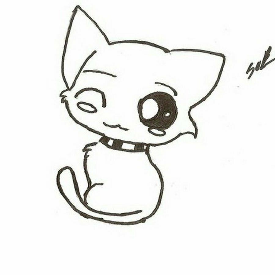 нарисовать няшные картинки простым карандашом воронеже марина журавлева