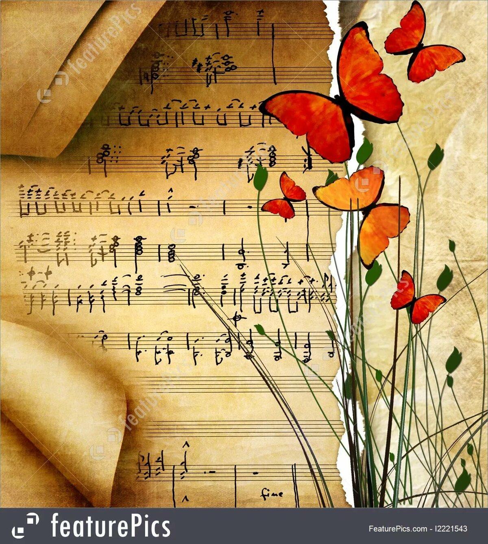 Картинки о музыке красивые с надписями