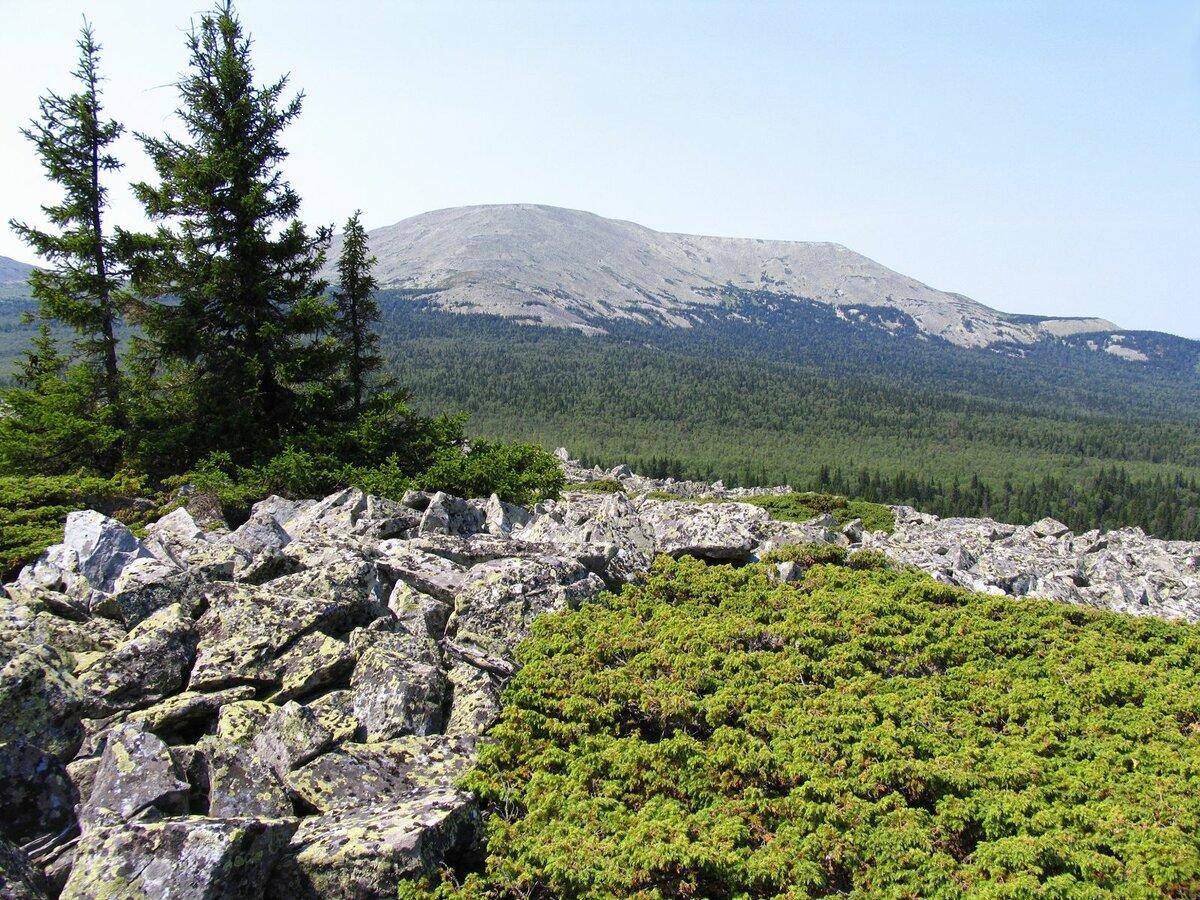 Гора ямантау картинка