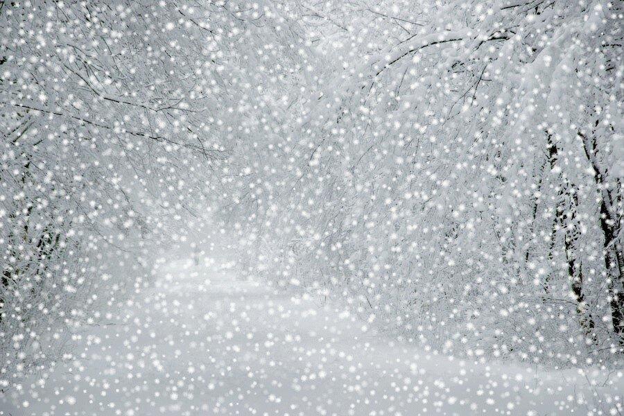 картинки анимации снежные стих говорит, что