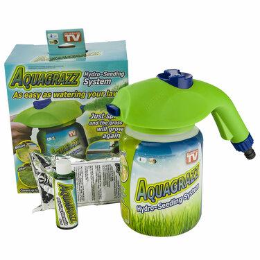 Жидкий газон AquaGrazz в Брянске
