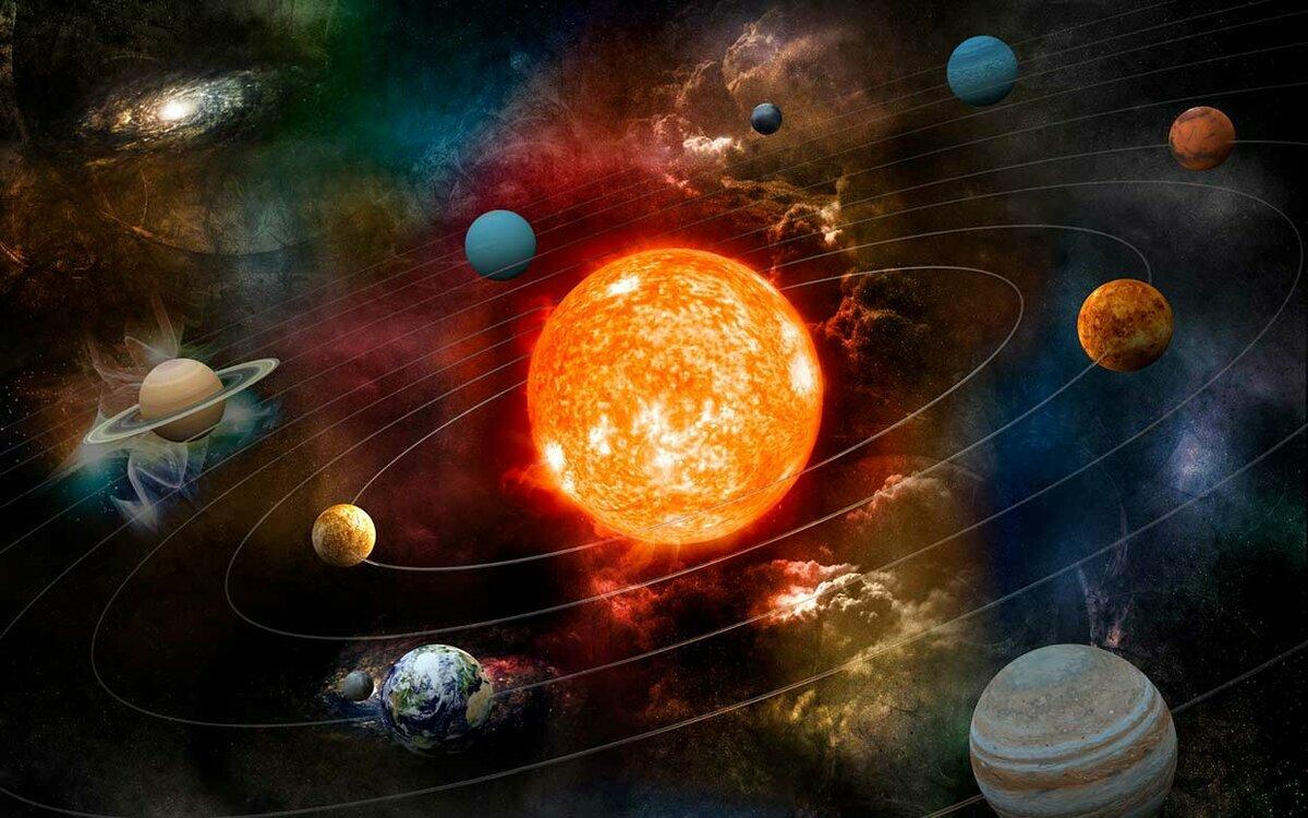 чисто картинки космоса и планет презентации лабораториях учёные