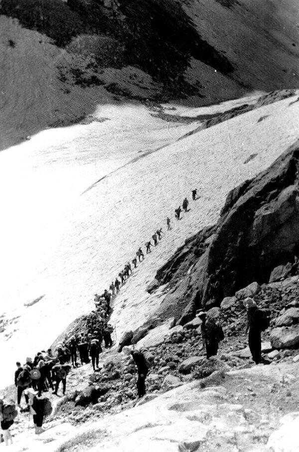 Клухорский перевал