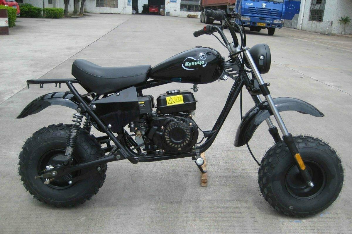 Внедорожный мотоцикл Куница 200 CVT