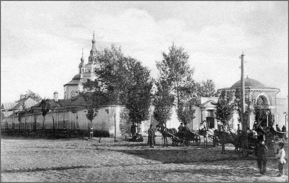 Старые фотографии краснознаменск