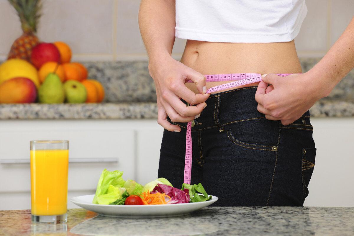 Способы здорового похудения