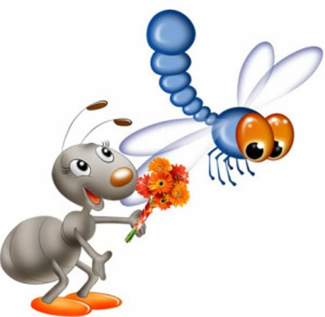 картинки муравьишки для оформления предстоит только