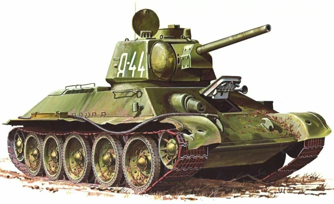 Военный танк картинка на белом фоне дети, особенно