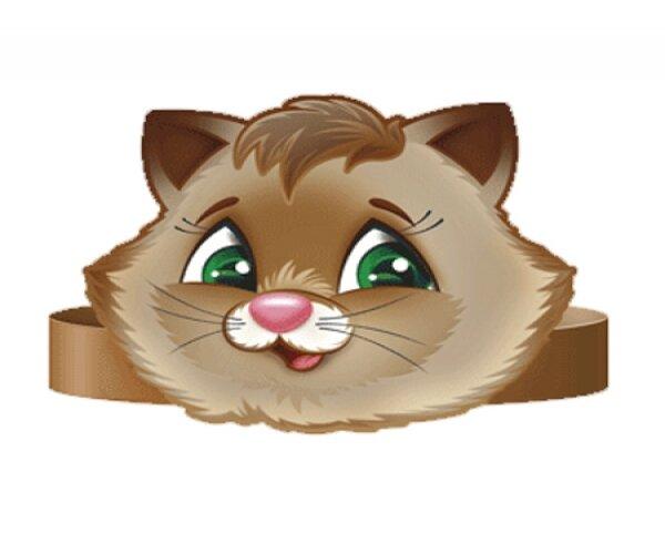 Картинки маска кошка