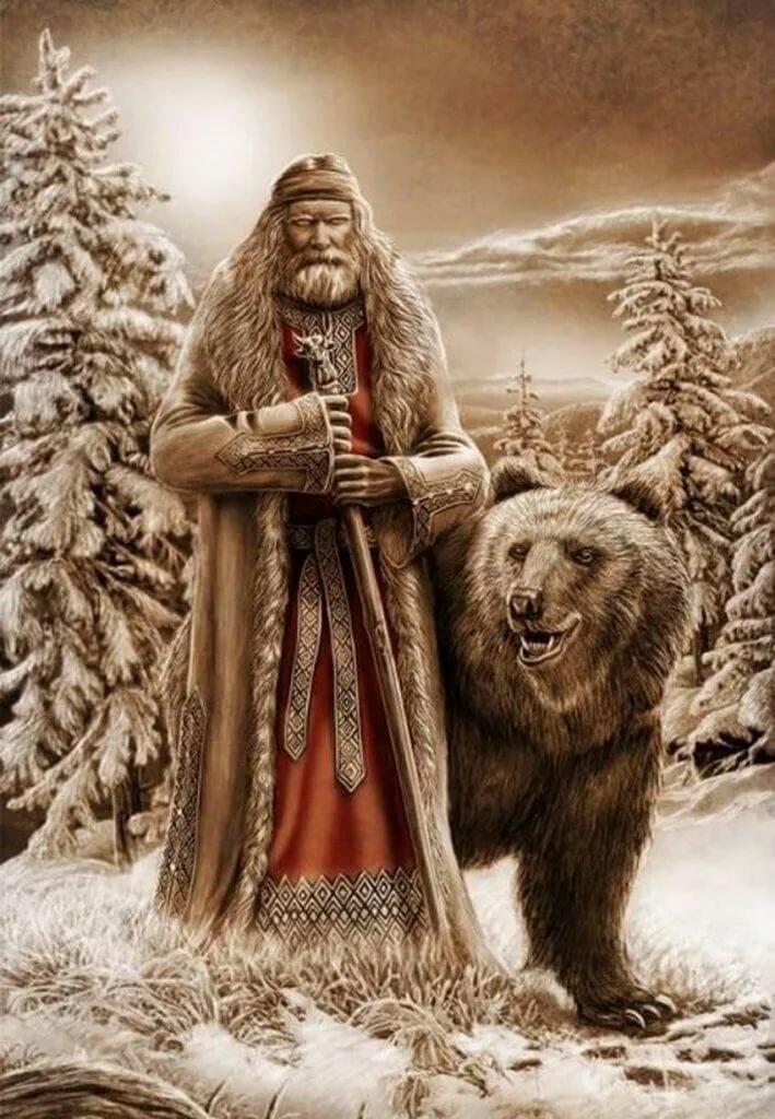 Смотреть картинки славянских богов