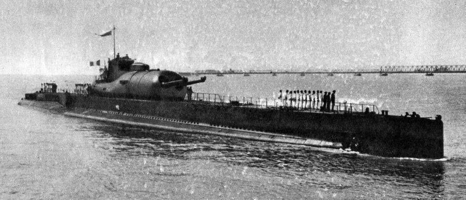 18 февраля 1942 года в Карибском море затонула подводная лодка «Сюркуф»