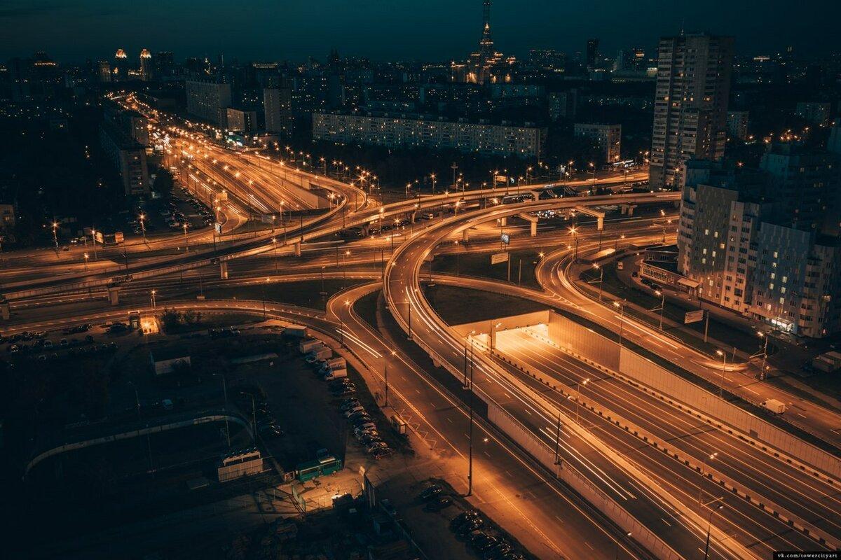 Московские дороги картинки