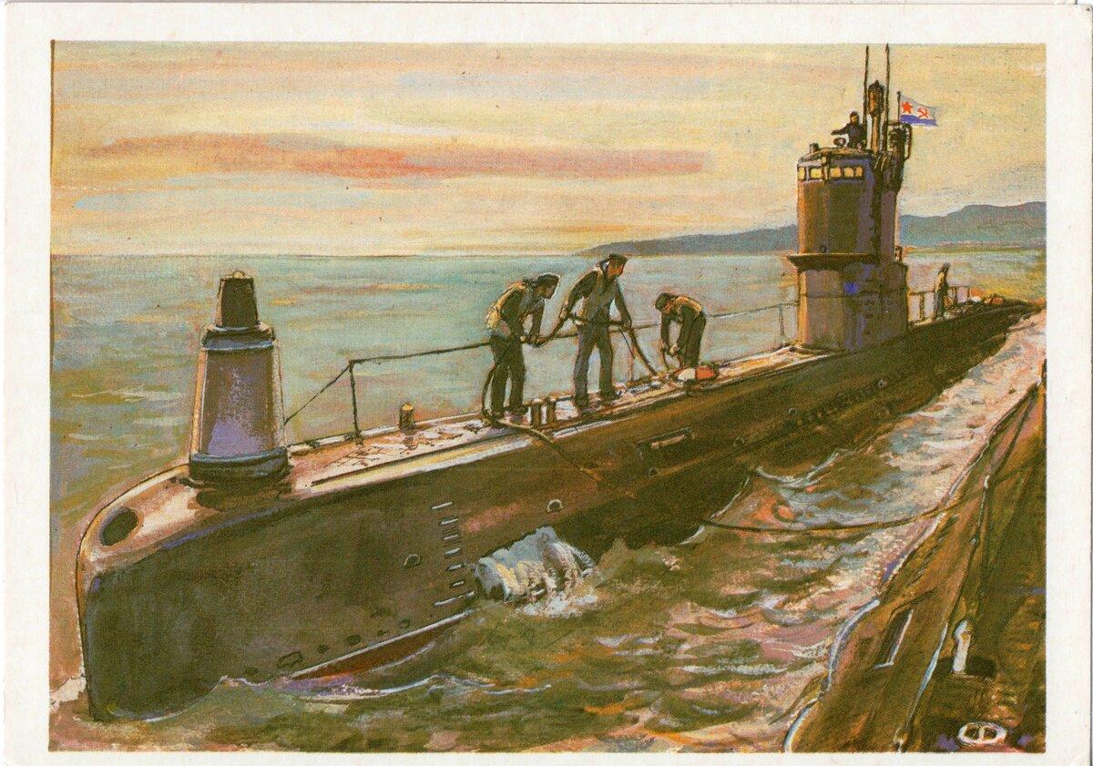 стал подводные лодки ссср в картинках россии увеличилась