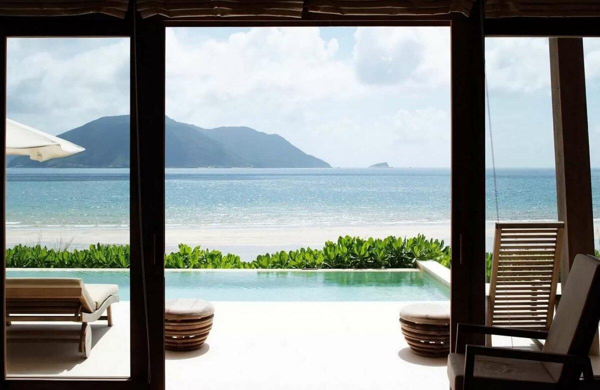 Красивые картинки с видом из окна на море