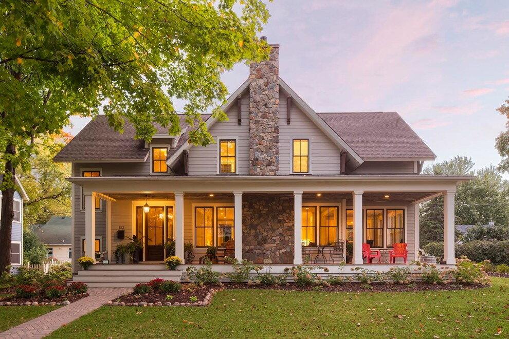 Красивые небольшие дома проекты фото