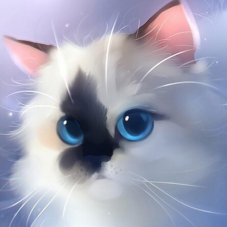 Красивые картинки кошек на аву вконтакте