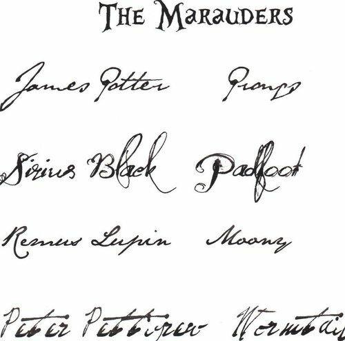 Картинки подпись из гарри поттера