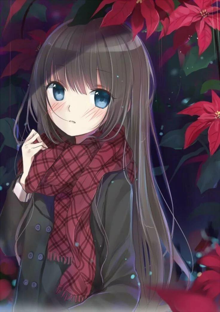 Картинки на аву в вк аниме для девушек