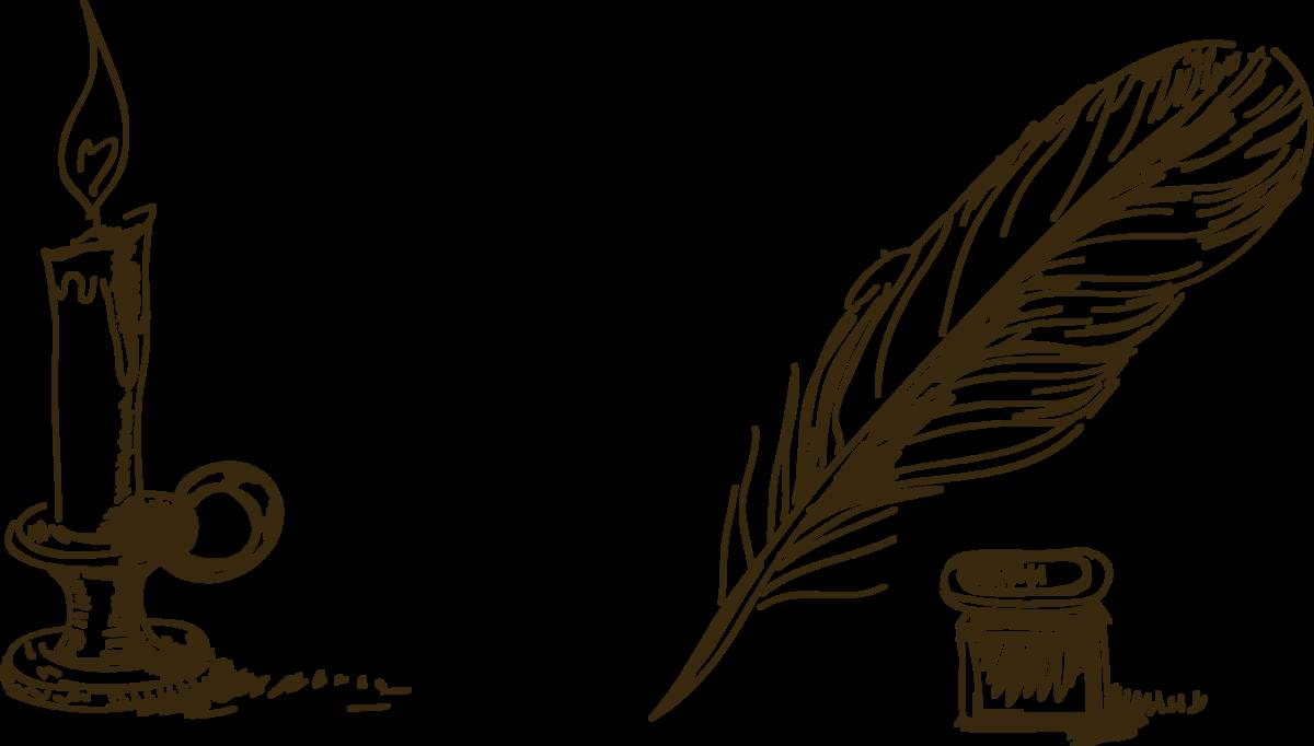 картинки перо ручка бумага для писателя богота, описание