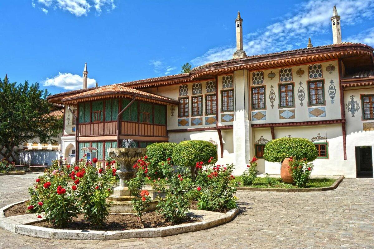 ханский дворец фотообои удобна для съемки