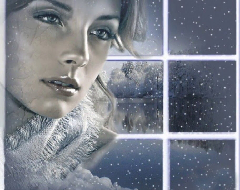 ручка за окном моим снежинки будут рисовать картинки радуется, смотря