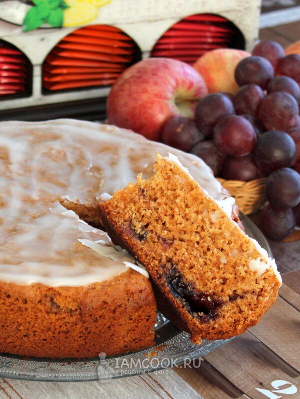 Кекс в мультиварке рецепты с фото пошагово