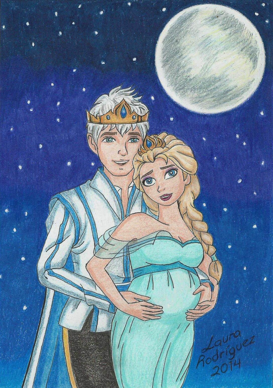 Арты беременные принцессы дисней