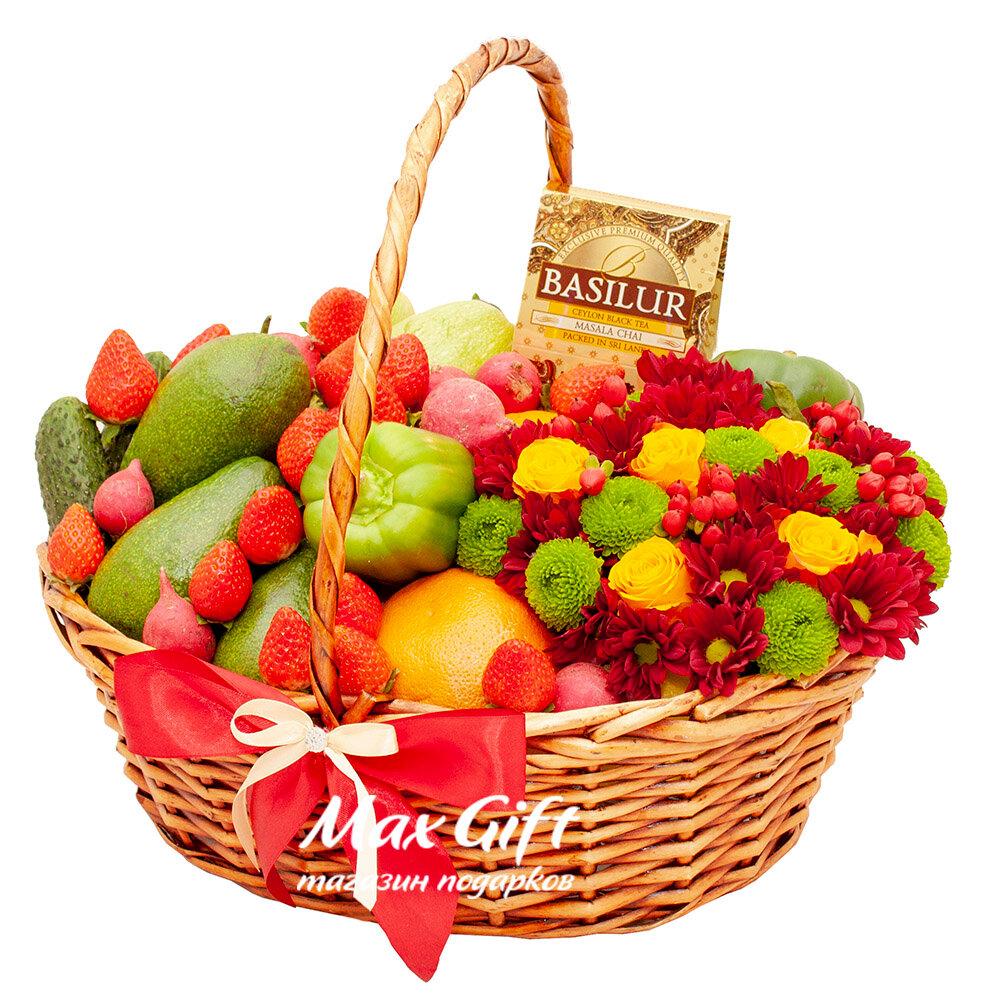 полимерной поздравление к подарку из корзины с фруктами интенсивная пять раз