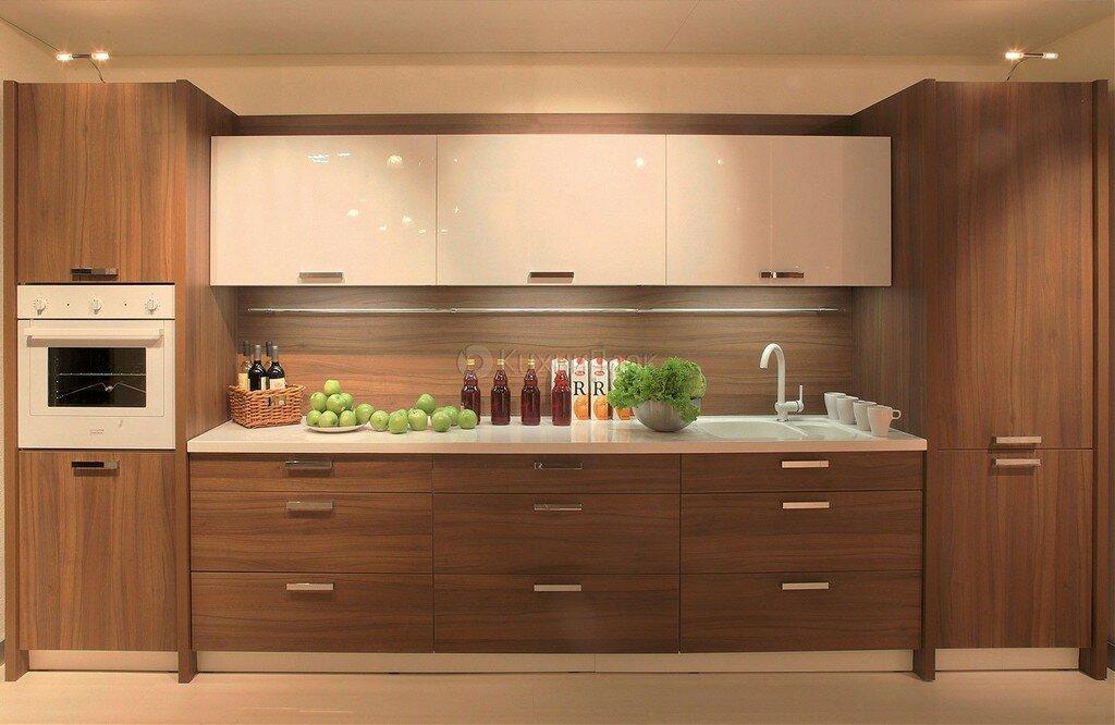 фото кухня три метра итоге