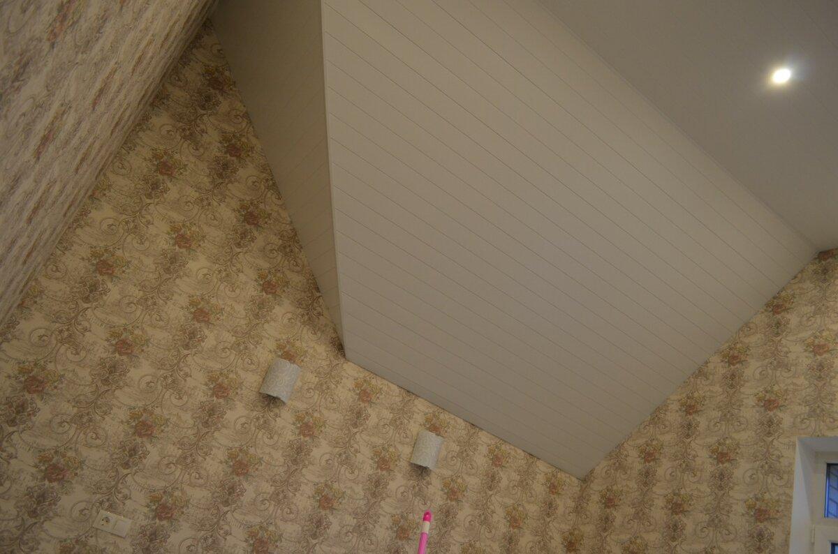 Реечный потолок №29