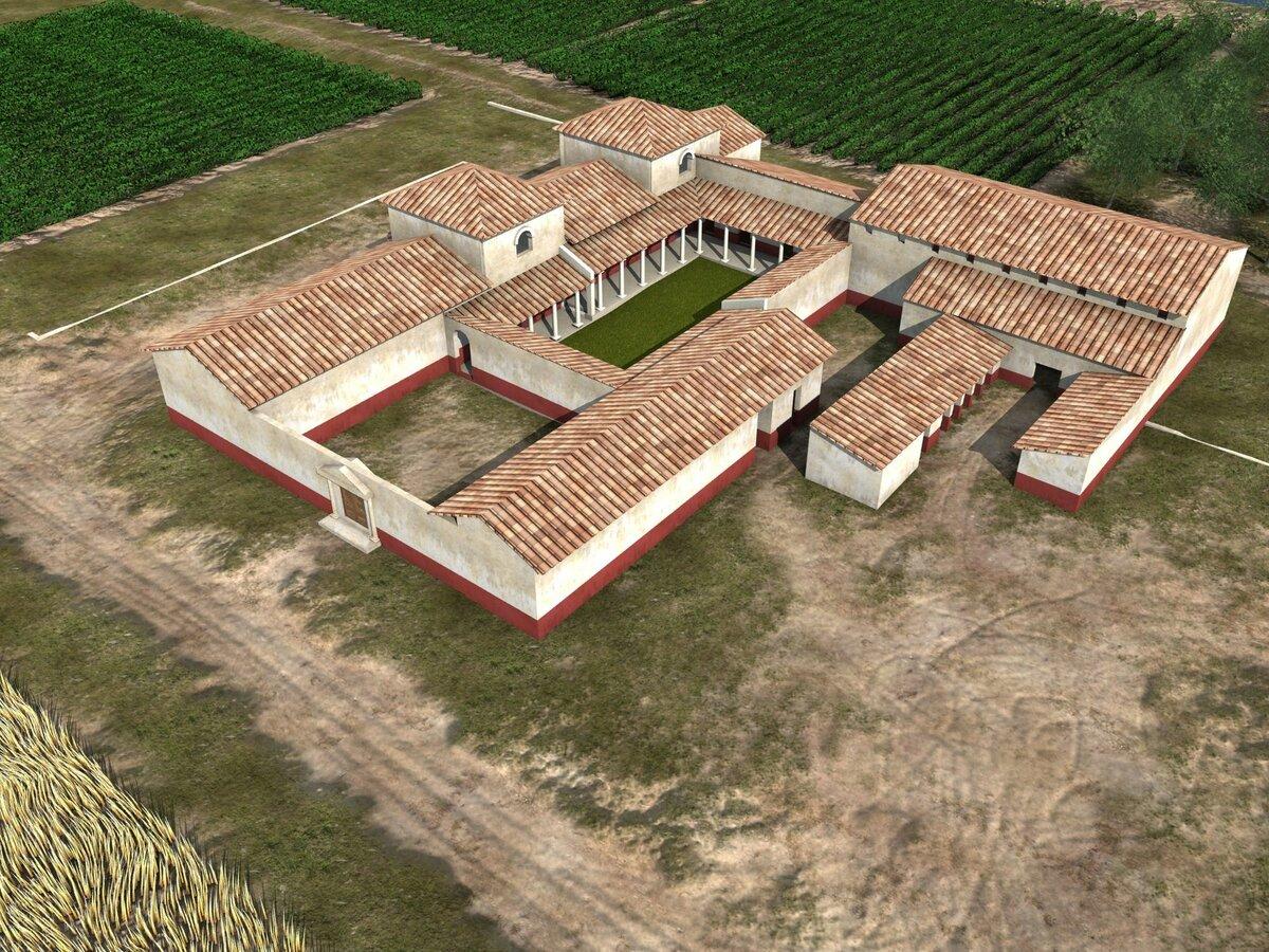 этот дом римлянина картинки вокруг крестика