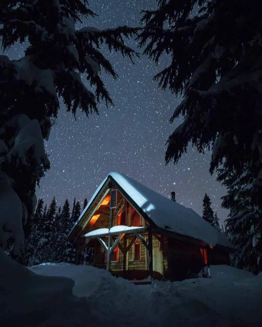 подчеркнут новый год в лесной хижине картинки ткань лучше
