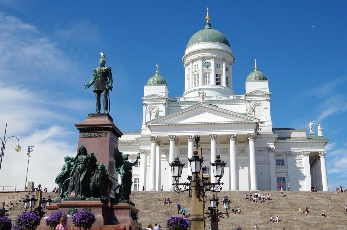 соборы хельсинки фото которые смогли