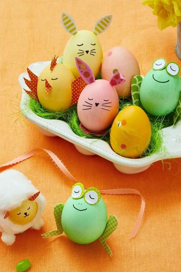Adult craft easter