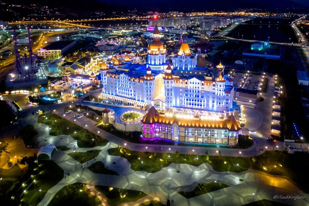 отель богатырь картинка форт-росс