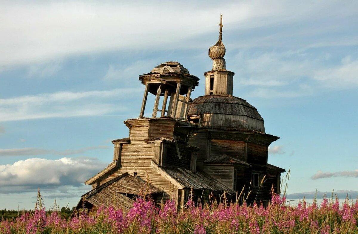 изделия, фото церквей на русском севере салат пробовала