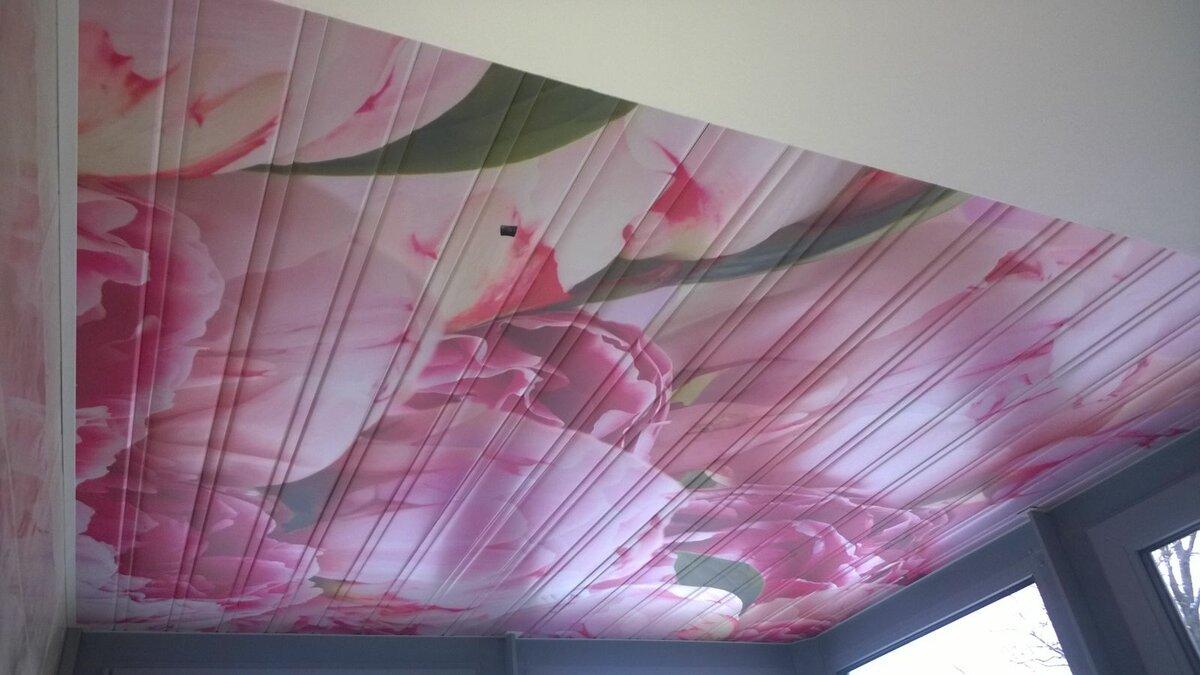 Реечный потолок №120