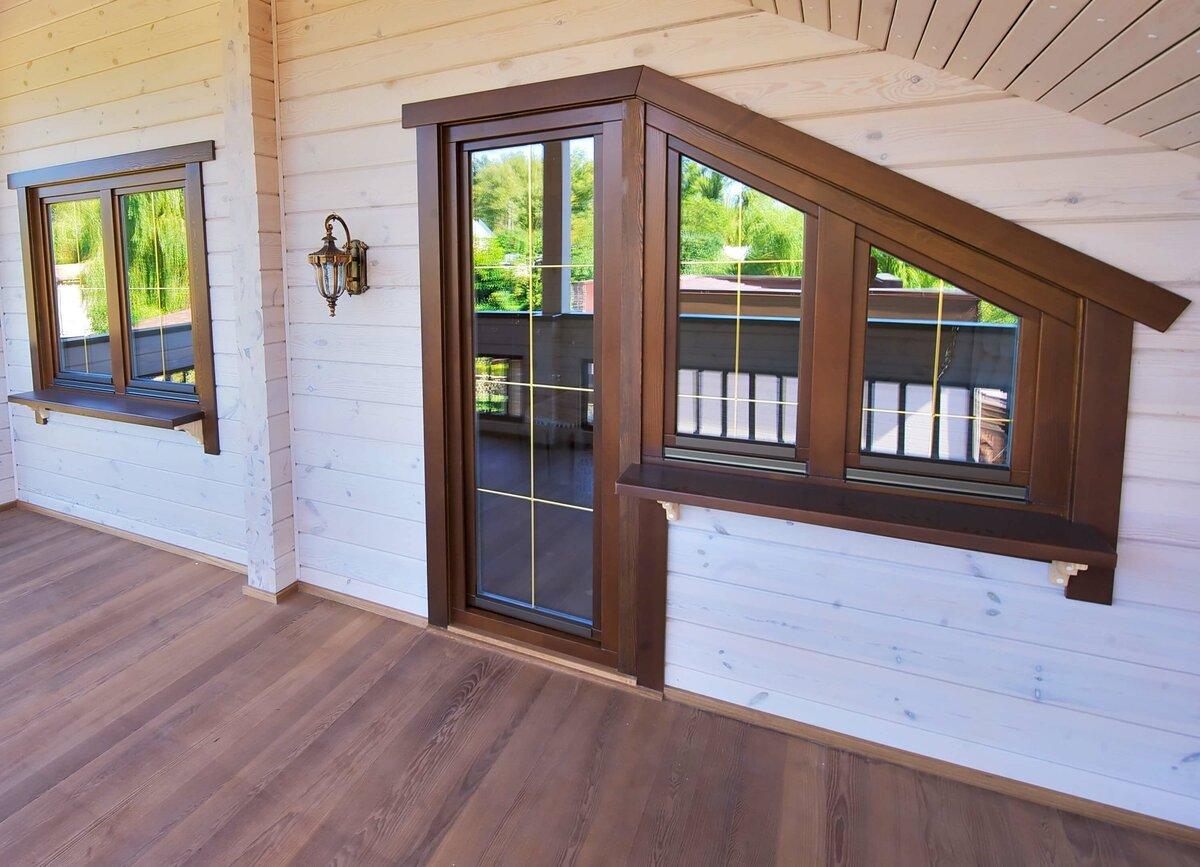 Реальные причины выбрать деревянные окна
