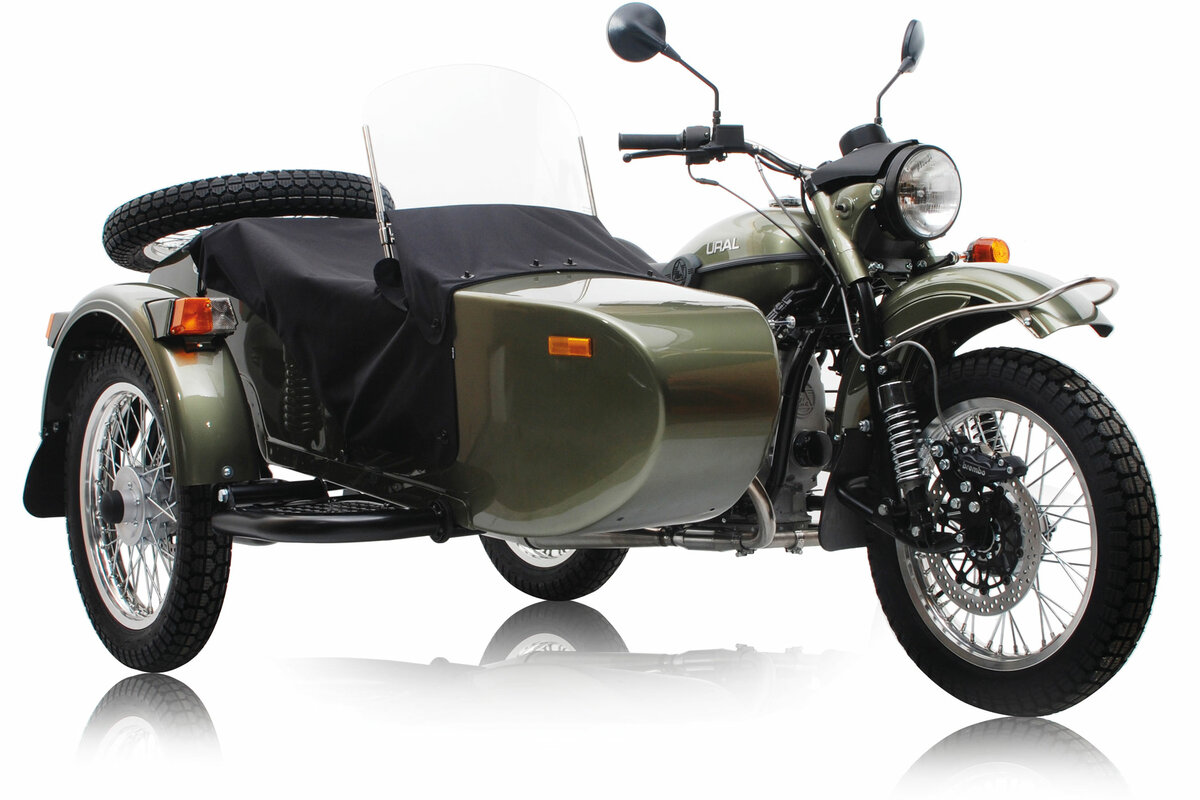 картинки про мотоцикл урал которые