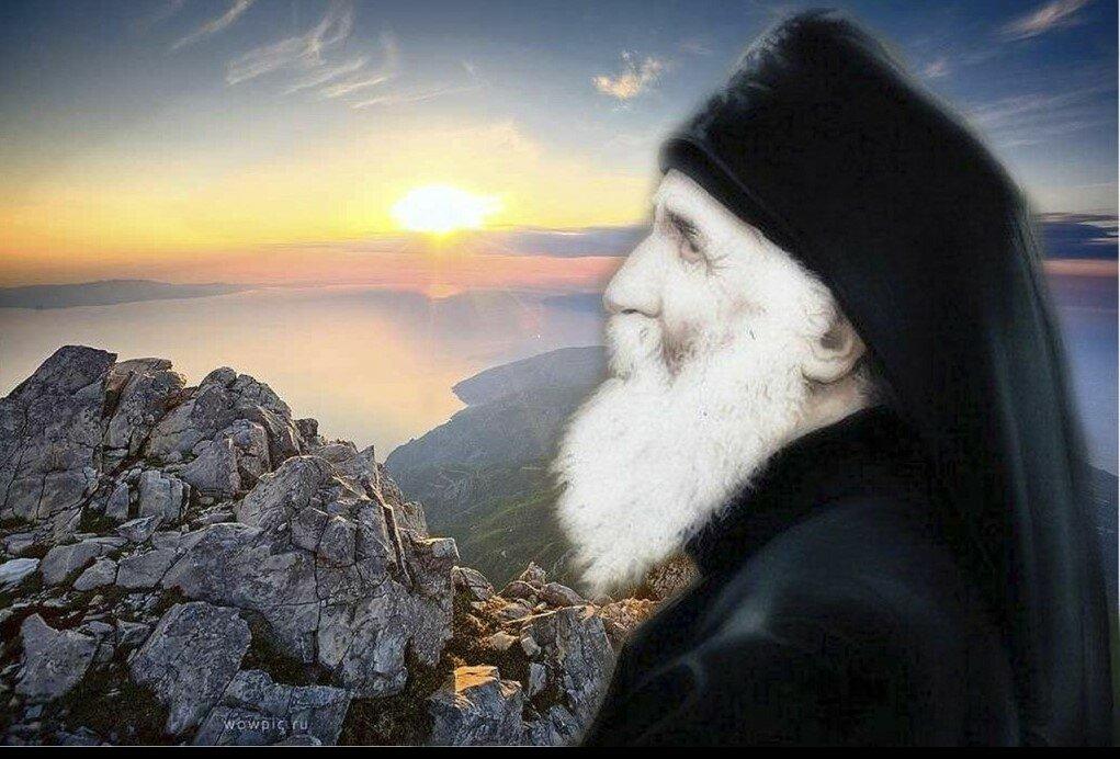 фотография паисия святогорца дело том, что