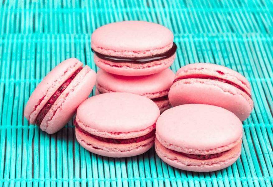 поэтому правильное макаруны рецепт с пошаговым фото девушка розовом