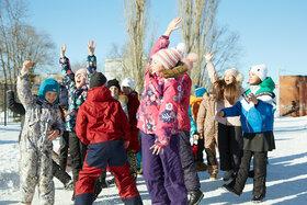 Лыжи закончились. Занятия на улице продолжаются! Спорт. Март, 2021