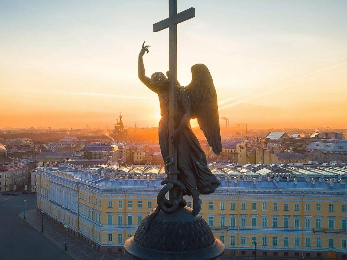 ангелы в санкт-петербурге картинки ансамблем фирмой мелодия