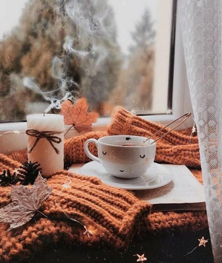 смотрятся с добрым ноябрьским утром осенне-зимние картинки нашей