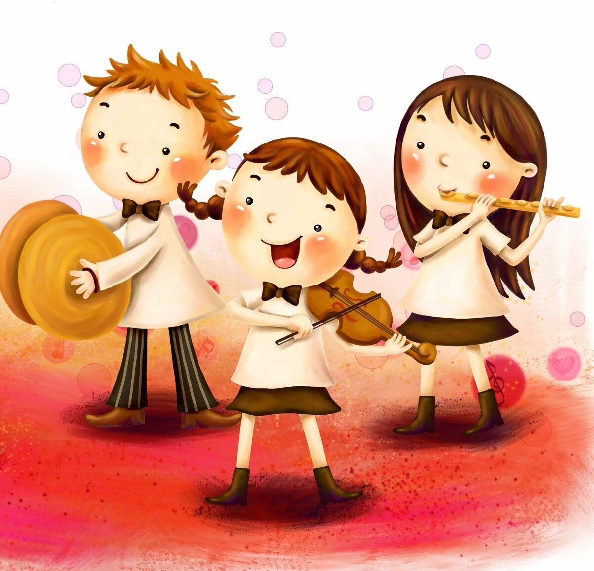 Файл:Детки играют на музікальних инструментах.jpg - Вікі ЦДПУ