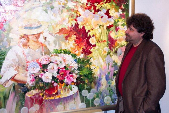 Живопись Сергея Кузина (1962-2009 гг.)