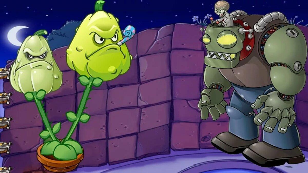 Растения против зомби доктор зомбосс картинки распечатать