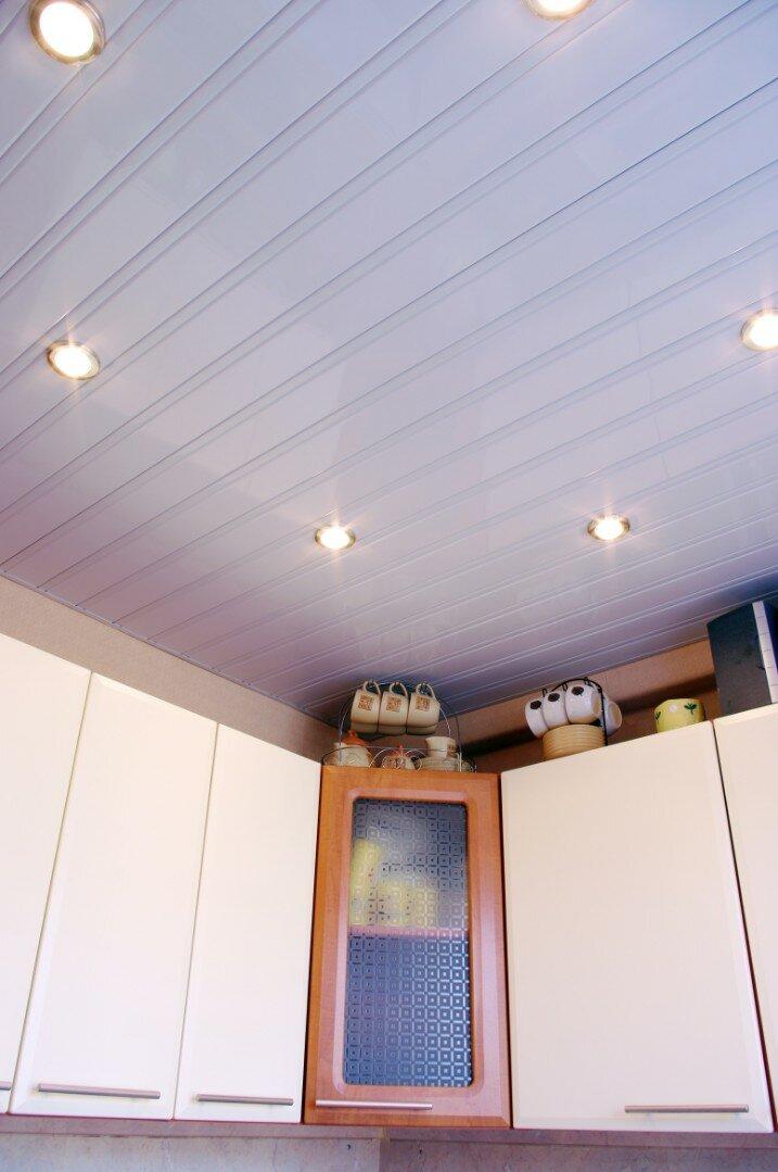 Реечный потолок №91
